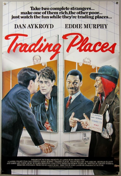 Trading Places Poster copylab
