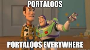 portaloos