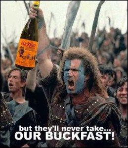 Buckfast Braveheart