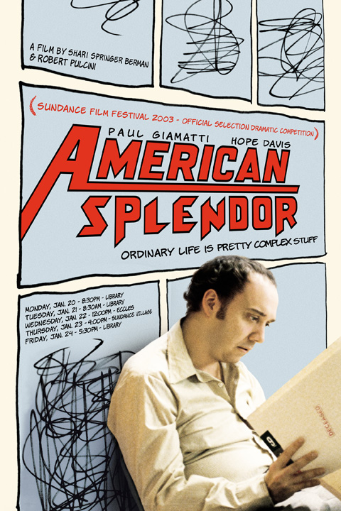 the truth about american splendor essay When a depressed cleveland va hospital clerk drops papers to create his own underground comic book, american splendor (james mccaffrey, the truth.